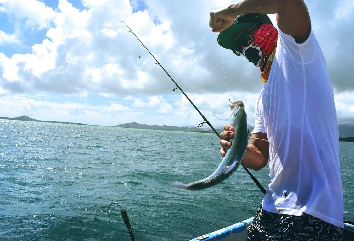 fiskeguidning på kullaberg