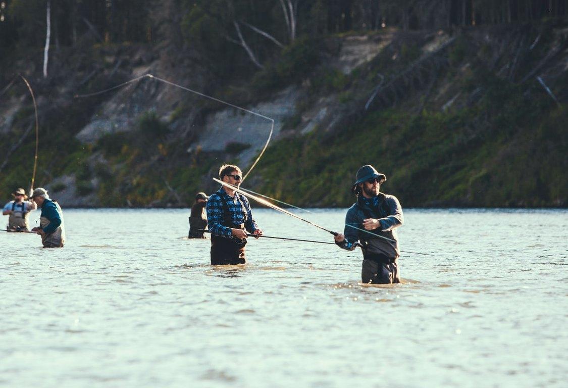 flugkastarkurs expertfiske
