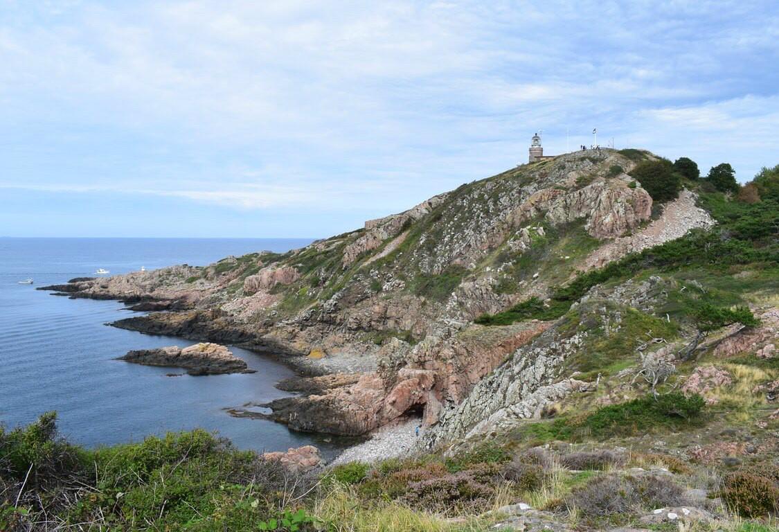 Exklusiv guidadkurs med båt längs Skäldervikens kust och upp till det galet vackra och fiskrika Kullaberg
